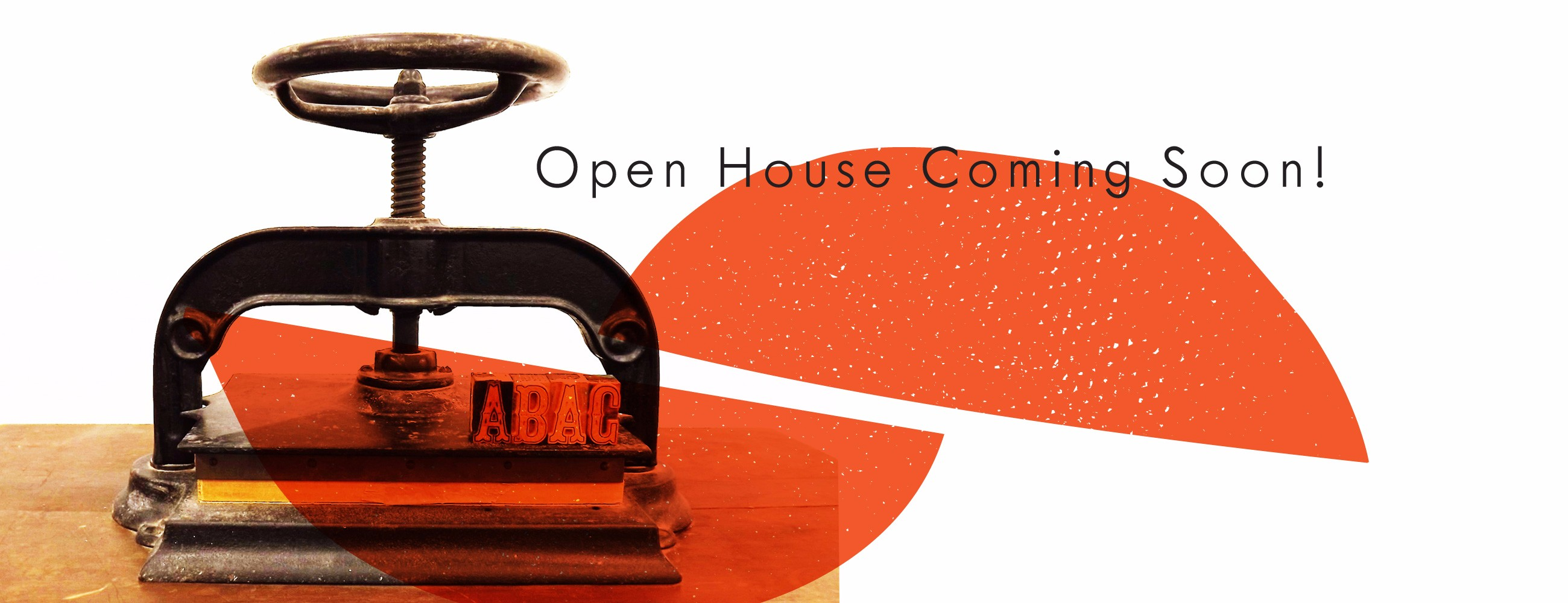Open House on September 12!